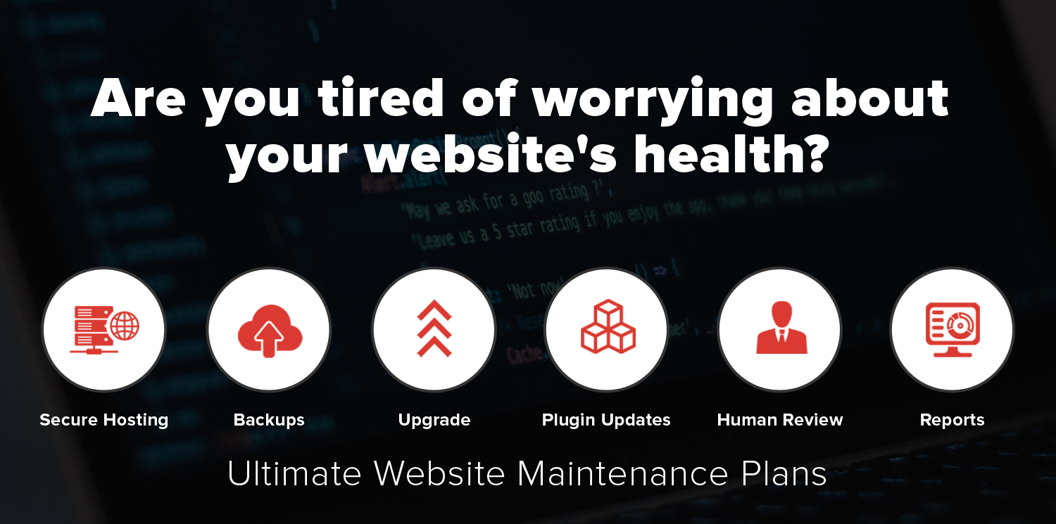orange county website maintenance